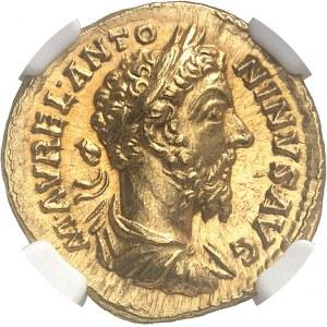 Marc Aurèle (161-180). Aureus 177-178, Rome.