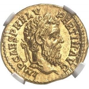 Pertinax (192-193). Aureus 193, Rome.