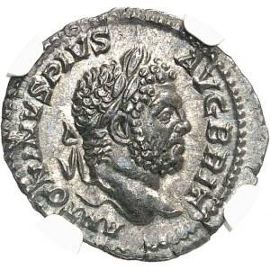 Caracalla (198-217). Denier 210-213, Rome.