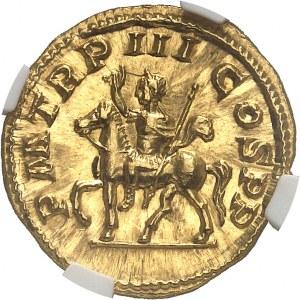 Gordien III (238-244). Aureus 240, Rome.