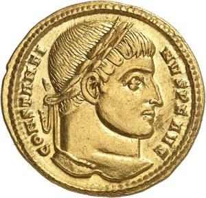 Constantin Ier (307-337). Solidus 326 ?, Ticinum.