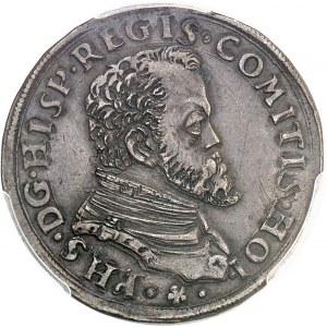 Philippe II d'Espagne (1556-1598). Jeton pour la délivrance des chrétiens assiégés d'Oran 1563, Dordrecht.