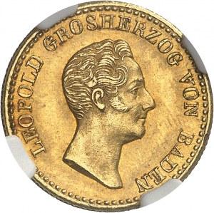 Bade, Léopold Ier (1830-1852). Ducat 1832.