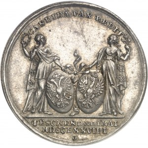 Brandebourg-Ansbach-Bayreuth, Charles-Alexandre (1757-1791). Thaler 1779 G, Schwabach.