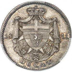 Isembourg-Birstein, Charles Frédéric (1803-1820). Essai du ducat 1811, Paris ?