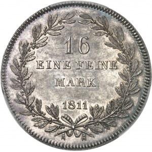 Isembourg-Birstein, Charles Frédéric (1803-1820). Thaler 1811, Paris ?