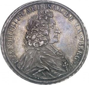 Passau (diocèse de), Jean-Philippe de Lamberg (1689-1712). Thaler 1712, Augsbourg.