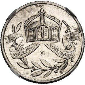 Empire allemand (1871-1918). Essai de 50 pfennig 1903, D, Munich.
