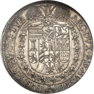 Ferdinand III (1637-1657). Thaler 1651, Vienne.