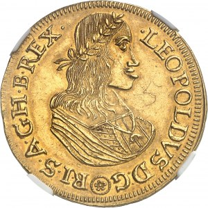 Léopold Ier (1657-1705). 5 ducats 1659, Vienne.