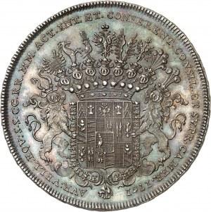 Khevenhüller-Metsch, Jean Joseph (1742-1776). Thaler 1761, Vienne.