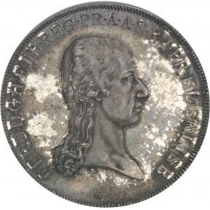 Salzbourg (Principauté électorale de), Ferdinand Ier de Toscane (1803-1805). Thaler 1805, Salzbourg.