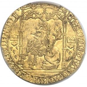 Brabant (duché de), Philippe le Bon (1434-1467). Lion d'or ND (1454-1466), Malines.