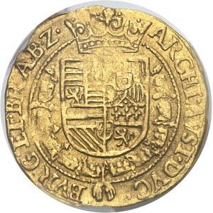 Brabant (duché de), Albert et Isabelle (1598-1621). Double ducat ND (1599-1603), Anvers.