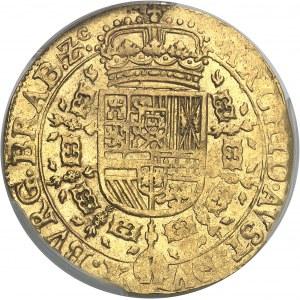 Brabant (duché de), Philippe IV (1621-1665). Double souverain 1638, Anvers.