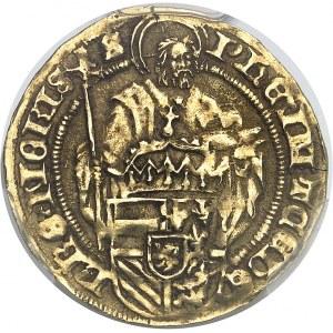 Flandres (comté de), Philippe le Beau (1482-1506). Florin au Saint Philippe ND (1500-1506), Bruges.