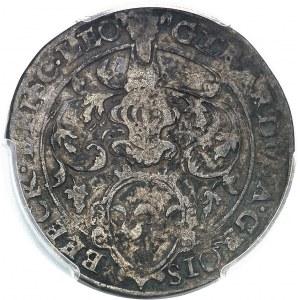 Liège (évêché de), Gérard de Groesbeeck (1564-1580). Sprenger (5 patards) ND (1564-1580), Liège.