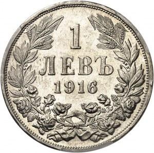 Ferdinand Ier (1887-1918). 1 lev 1916, Vienne.
