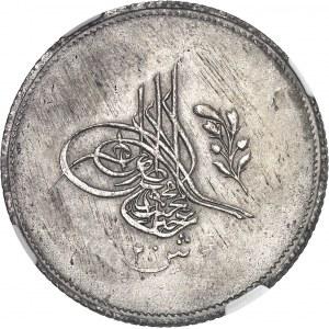 Abdülmecid Ier ou Abdul Mejid (1839-1861). 20 qirsh AH 1255-2 (1840), Misr (Le Caire).