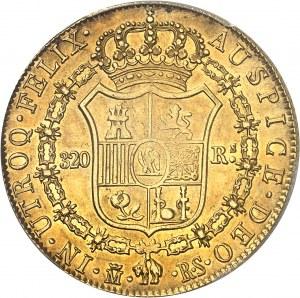 Joseph Napoléon (1808-1813). 320 réales 1810 RS, M, Madrid.