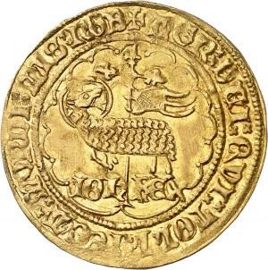 Jean II le Bon (1350-1364). Mouton d'or ND (1355), Tours ?