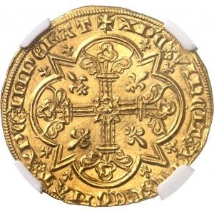 Jean II le Bon (1350-1364). Mouton d'or ND (1355).