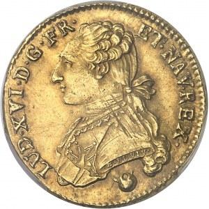 Louis XVI (1774-1792). Double louis d'or aux lunettes 1778, Q, Perpignan.