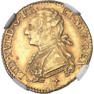 Louis XVI (1774-1792). Louis d'or aux lunettes 1782, 2e semestre, A, Paris.