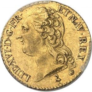Louis XVI (1774-1792). Louis d'or à la tête nue 1785, A, Paris.