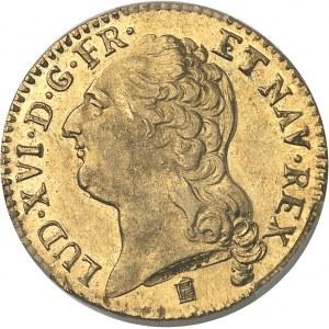 Louis XVI (1774-1792). Louis d'or à la tête nue 1785, K, Bordeaux.