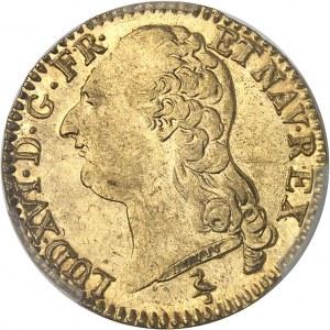 Louis XVI (1774-1792). Louis d'or à la tête nue 1786, 1er semestre, A, Paris.