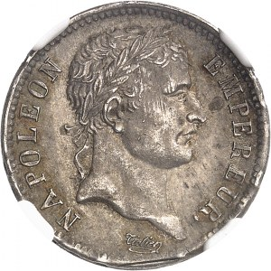 Premier Empire / Napoléon Ier (1804-1814). 1 franc Empire 1811, A, Paris.