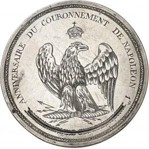 Premier Empire / Napoléon Ier (1804-1814). Médaille des Mariés de l'Empereur, Faust et Jouaneau à Lorient 1811, Lorient ?