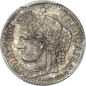 IIe République (1848-1852). 20 centimes Cérès 1849, A, Paris.