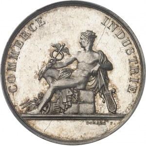 IIe République (1848-1852). Jeton du Sous-comptoir des denrées coloniales 1848, Paris.