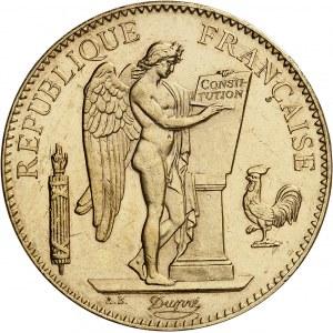 IIIe République (1870-1940). 100 francs Génie 1900, A, Paris.