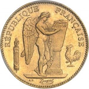 IIIe République (1870-1940). 50 francs Génie 1904, A, Paris.
