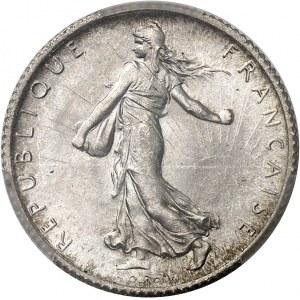 IIIe République (1870-1940). 1 franc Semeuse 1900, Paris.