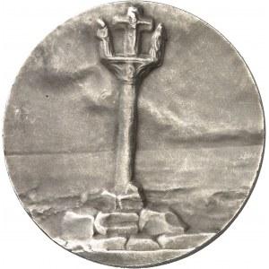 IIIe République (1870-1940). Médaille, la Bretagne par Charles Dufresne, SAMF n° 62 1902, Paris.