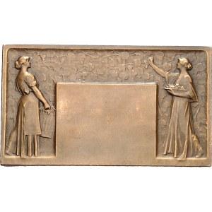 IIIe République (1870-1940). Médaille, le vin par Alexandre Morlon, SAMF n° 80 1910, Paris.