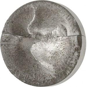 Ve République (1958 à nos jours). Épreuve de frappe de matrice d'avers de 1 franc Semeuse en nickel ND (c.1959 ?), Paris.