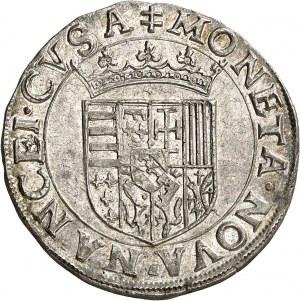 Lorraine (duché de), Charles III (1545-1608). Teston ND (1574-1580), Nancy.