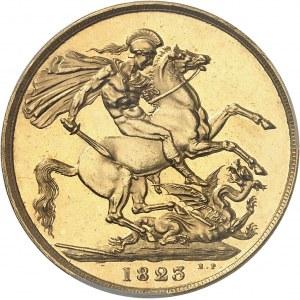 Guillaume IV (1830-1837). 2 livres (2 pounds) 1823, Londres.