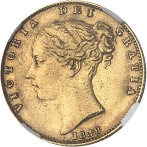 Victoria (1837-1901). Souverain 1838, Londres.