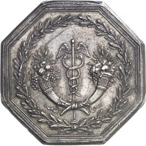 Louis XVI (1774-1792). Jeton pour la 3e Compagnie des Indes orientales et de la Chine ND (1790 ?), Paris.