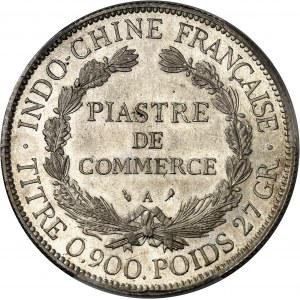 IIIe République (1870-1940). Piastre 1926, A, Paris.