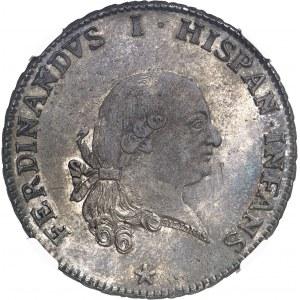 Parme, Ferdinand de Bourbon (1765-1802). Ducaton 1786, Parme.