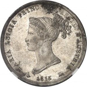 Parme, Marie-Louise (1815-1847). 2 lire 1815, Milan.