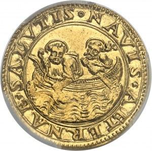 Vatican, Jules II (1503-1513). Doppio fiorino (double florin) ND (1503-1513), Rome.