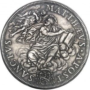 Vatican, Innocent XI (1676-1689). Piastre 1676 - An I, Rome.